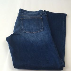 Gap 1969 jeans Real Straight size 28